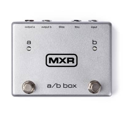 MXR A/B Box M196 for sale