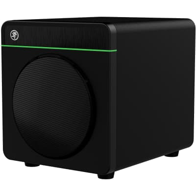 "Mackie CR8S-XBT 5"" Active Studio Subwoofer with Bluetooth Connectivity"