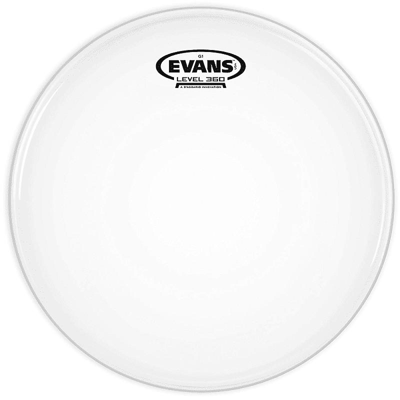 evans b10g1 genera g1 coated tom batter replacement drum reverb. Black Bedroom Furniture Sets. Home Design Ideas