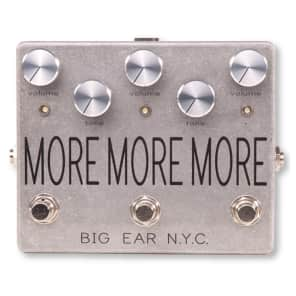 Big Ear n.y.c. MORE MORE MORE