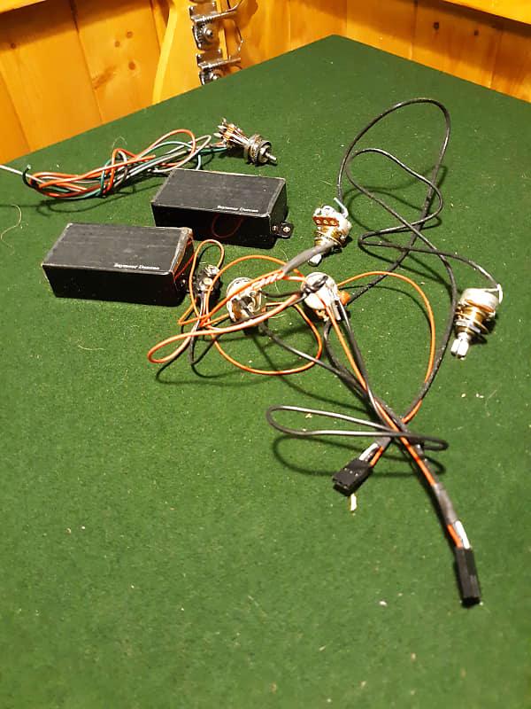 blackout pre wiring