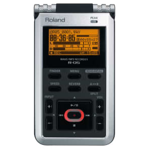 Roland R-05 Portable WAV/MP3 Recorder