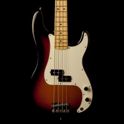 Fender Precision Bass Player 3-Color Sunburst for sale