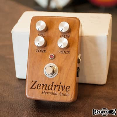 Hermida Audio Zendrive Special Edition Wooden Box (#6 of 130 Made) 2008