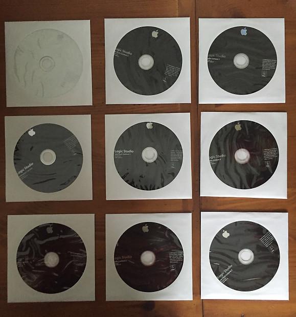 Apple Logic Studio 2 0 Upgrade, Logic Pro 9, MainStage 2, Soundtrack 3