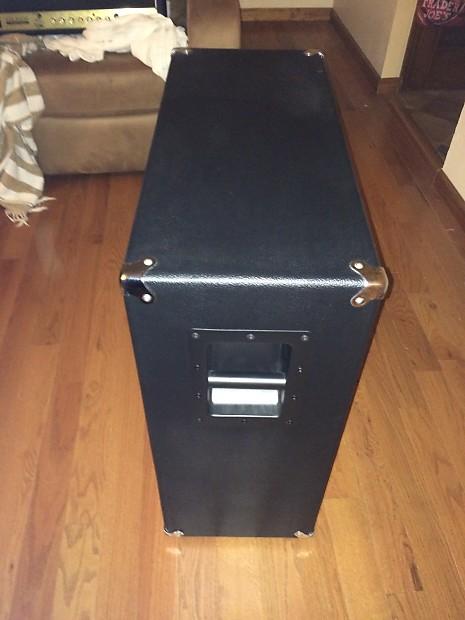 avatar 4x12 guitar speaker cab black tolex with tan grill reverb. Black Bedroom Furniture Sets. Home Design Ideas