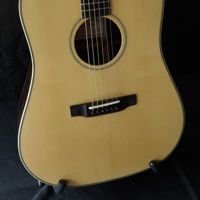 2020 Stillwater 3-Piece Back Rosewood and Spruce Dreadnought Acoustic Guitar