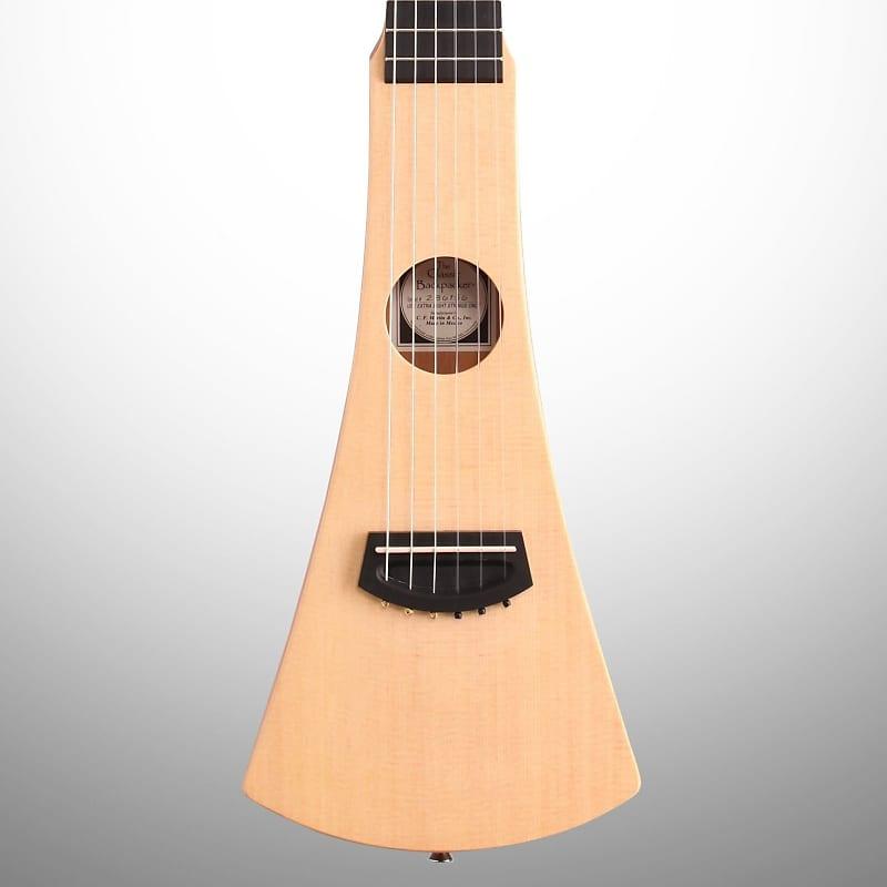 martin gcbc backpacker nylon string travel acoustic guitar reverb. Black Bedroom Furniture Sets. Home Design Ideas