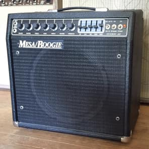 """Mesa Boogie Studio .22 2-Channel 20-Watt 1x12"""" Guitar Combo"""