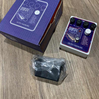 Electro-Harmonix Synth9 Synthesizer Machine effects pedal
