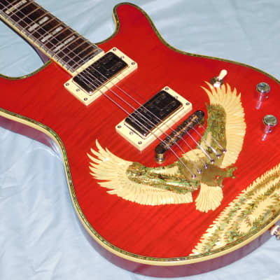 Copley MSG-688 Limited Electric Guitar MIK OHSC for sale