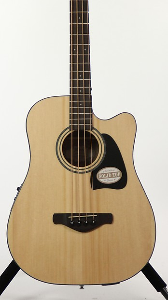 ibanez aw850ce artwood natural low gloss acoustic electric reverb. Black Bedroom Furniture Sets. Home Design Ideas