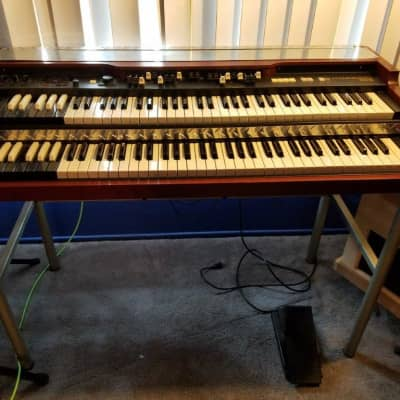 Hammond XK-3 -Upper and lower keyboards, pedal, stand and cases for both keyboards