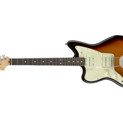 Fender American Professional Jazzmaster Left-Handed Electric Guitar (3-Color Sunburst) (Used/Mint)