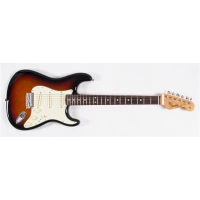 Fender American Original '60s Stratocaster 3-Colour Sunburst for sale