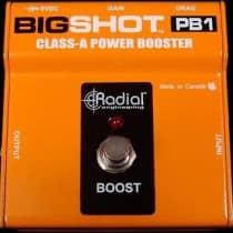 Radial BigShot PB1 2010s Orange image