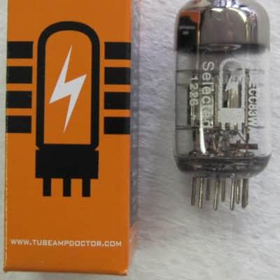 Tube Amp Doctor TAD ECC83 WA RT008