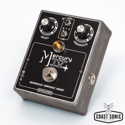 Spaceman Mercury IV Germanium Harmonic Boost (ruined edition) image
