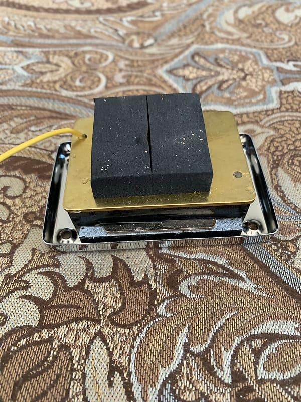 epiphone humbucker mudbucker bass pickup 1999 chrome reverb. Black Bedroom Furniture Sets. Home Design Ideas