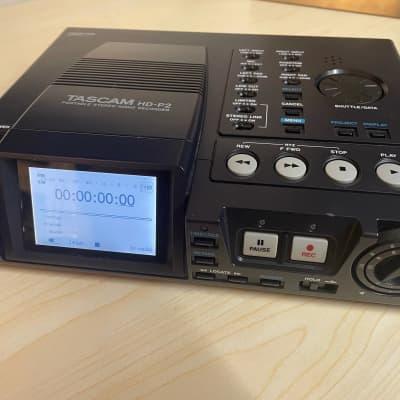 Tascam HD-P2 Recorder