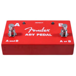 Fender ABY Switcher Pedal for sale