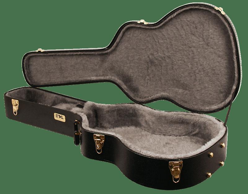 5b4a09f0508 NEW! TKL Premier OM 000 acoustic guitar case TKL 7805 | Reverb