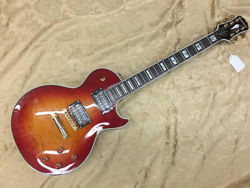 81ff8c06b5f Epiphone Les Paul Prophecy Plus GX Electric Guitar Gibson USA   Reverb