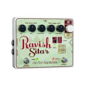 Electro Harmonix Ravish Sitar Sitar Emulator Pedal for sale