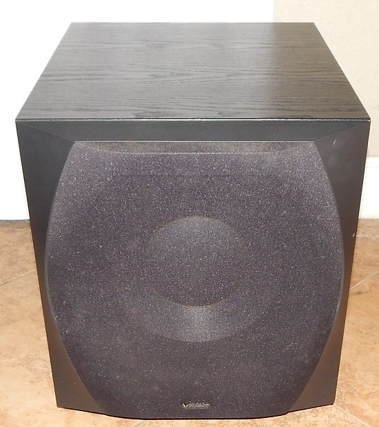 Infinity Entra Sub Two 12 Quot Powered Subwoofer Reverb