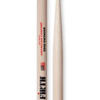 Vic Firth SD10 Swinger American Custom Maple Drumsticks