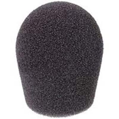 Electro-Voice 314E Windscreen for 635A/631B/DO56 and Similar Shaped Microphones - Charcoal Gray