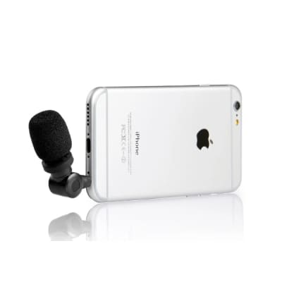 Saramonic SMARTMIC 1/8 TRRS Mini Directional Microphone for Mobile Devices