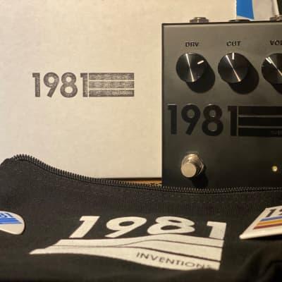 1981 Inventions DRV Overdrive Black