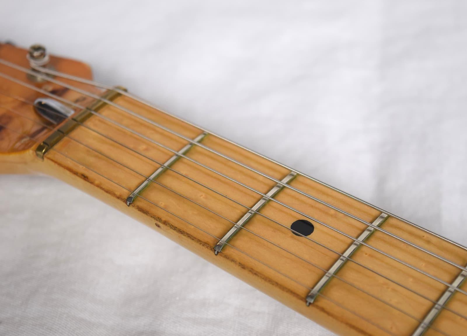 1976 Fender Stratocaster (Left-Handed)
