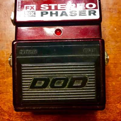 Dod FX20C Stereo Phaser Phasor for sale
