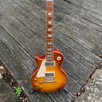 Gibson Custom CH LPR-8 LF 1958 Re-Issue Chambered Les Paul VOS - Left Handed