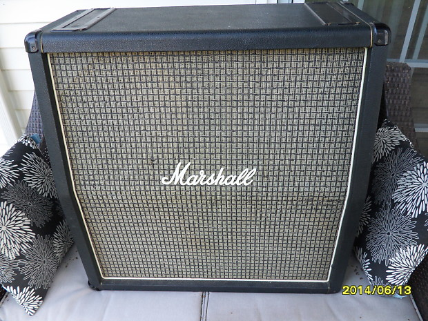 Marshall 1960b Cabinet Specs