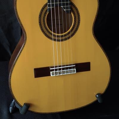 2003 Manuel Contreras Alto Double Top Cutaway Classical Guitar for sale
