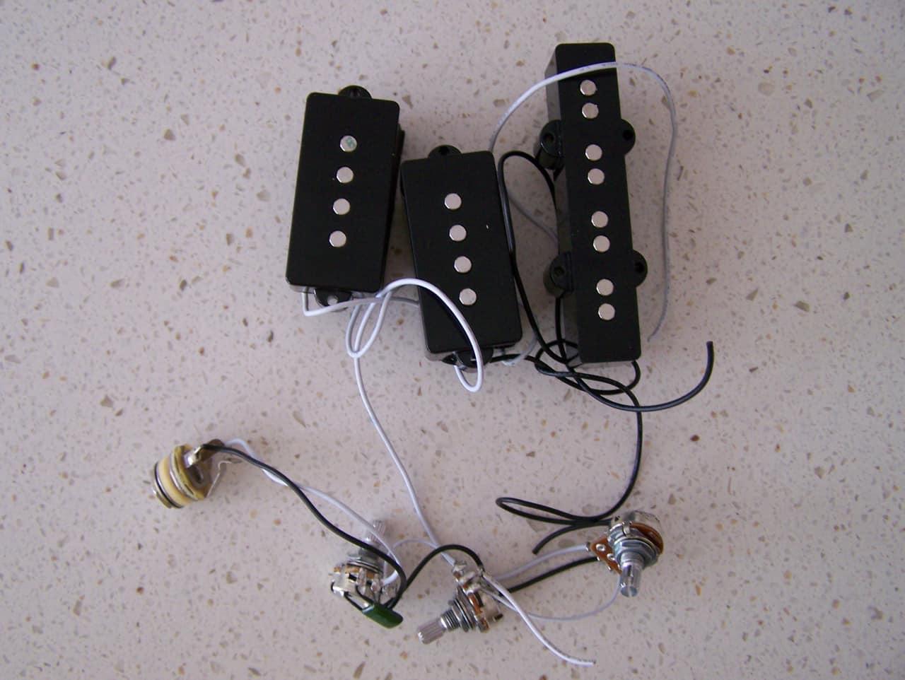 Wiring Diagram Pj Bass