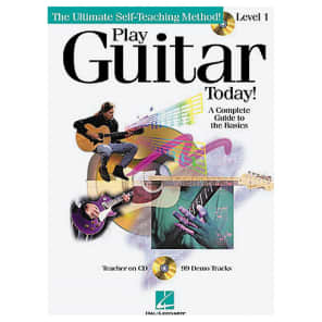 Hal Leonard Play Guitar Today! - Level 1: A Complete Guide to the Basics