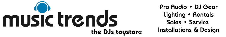 Music Trends the DJs toystore