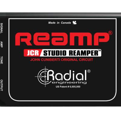 Radial  JCR Reamp Passive Re-Amp Device