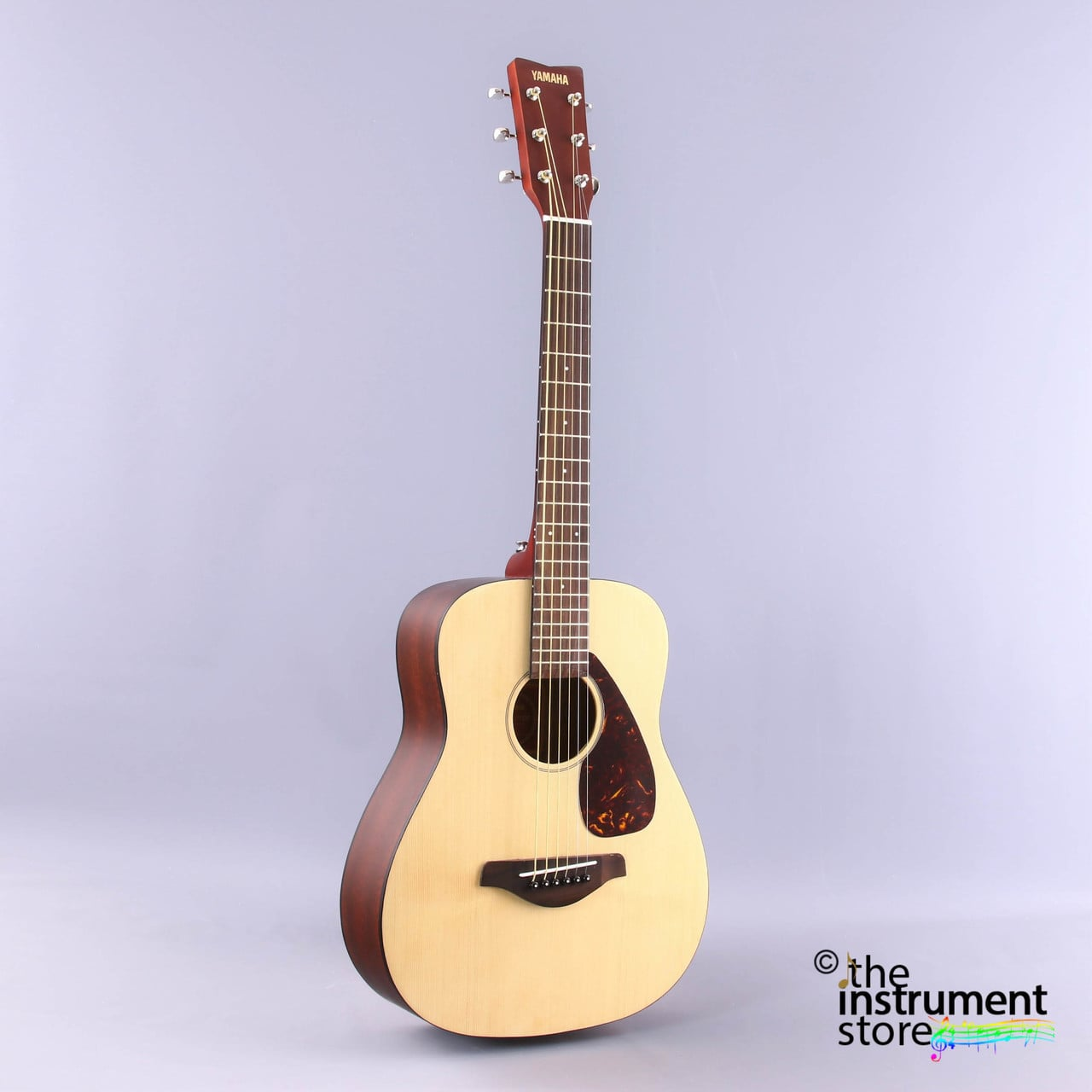 Yamaha jr2 3 4 size acoustic guitar with gig bag reverb for Yamaha jr2 3 4