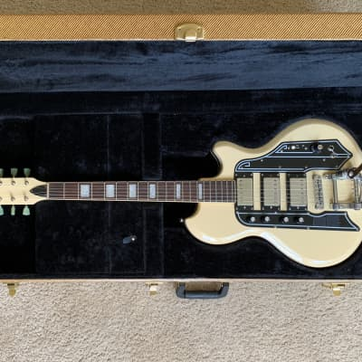 Eastwood Airline '59 Town & Country DLX Vintage Cream for sale