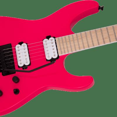 NEW for 2020! Jackson Pro Series Soloist SL2M - Maple Board - Magenta Finish - Authorized Dealer