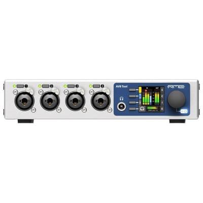 RME AVB Tool MADI - AVB Network Audio Interface