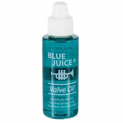 Blue Juice Valve Oil 2 oz.