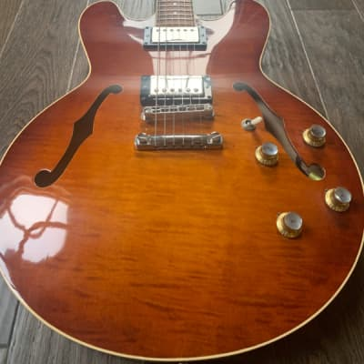Heritage H-535 Almondburst for sale