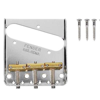 Fender Genuine Replacement Part bridge assembly American Vintage Tele