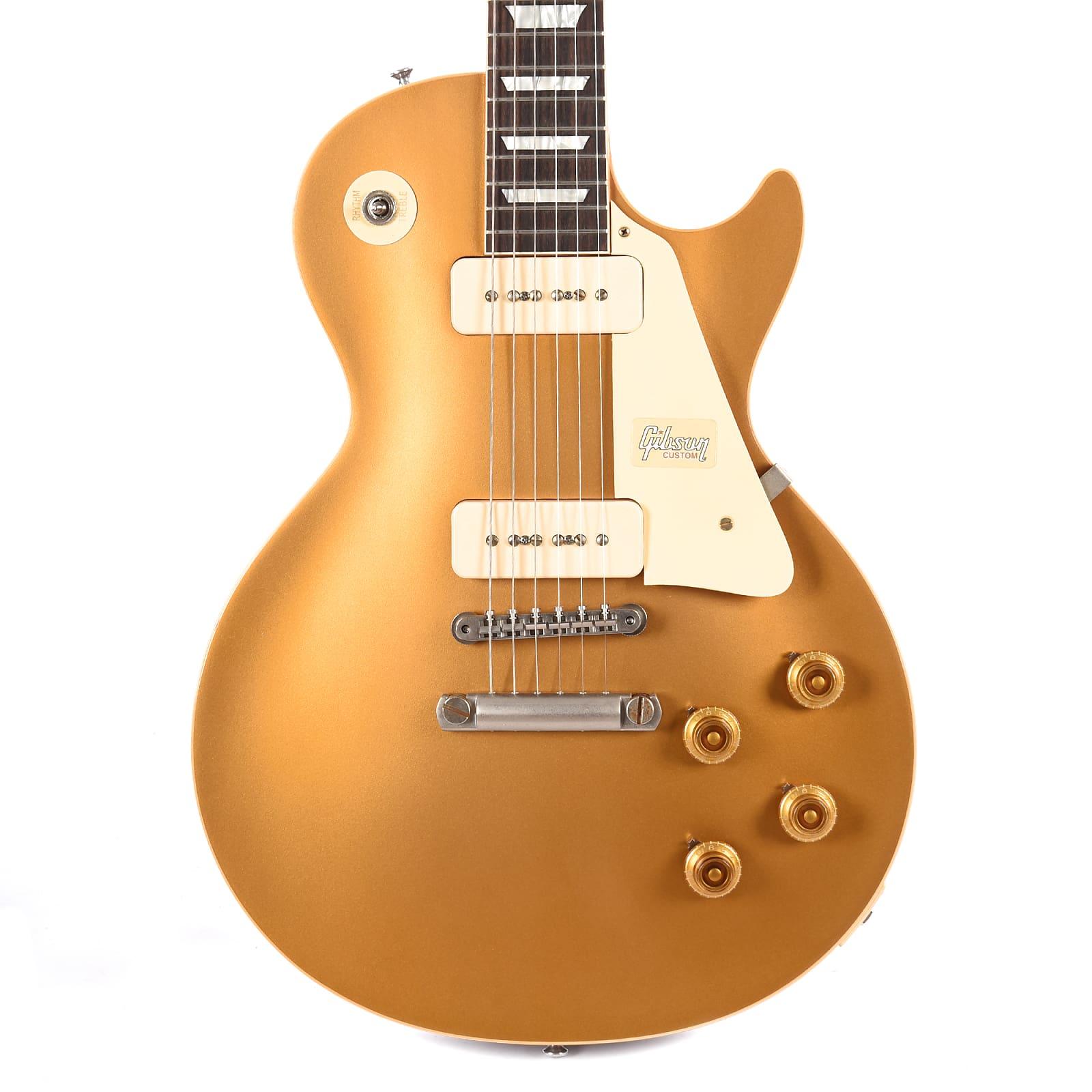 Gibson Custom 1956 Les Paul Goldtop VOS Serial 68164